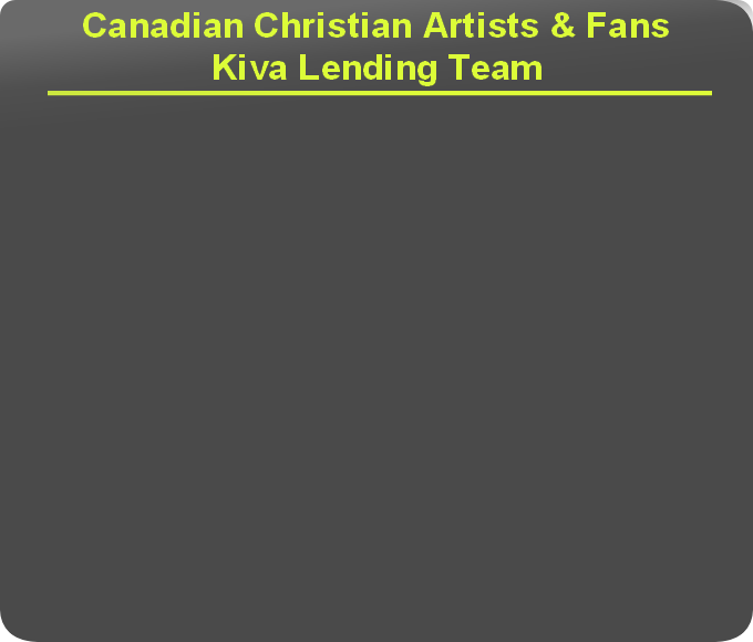 Canadian Christian Artists & Fans